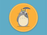 Totoro Coaster