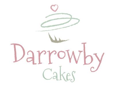 Darrowby Cakes logo cake cupcake