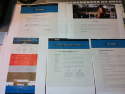 Printouts paper website printed