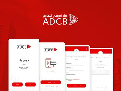 Hayyak banking information architecture digital design app planning digital ui ux design