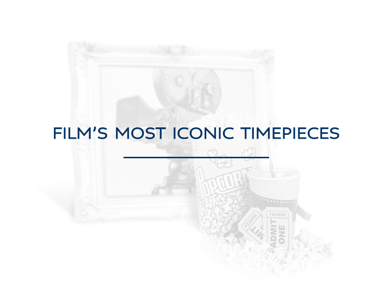 Iconic Timepieces clean clear white space website design ux ui