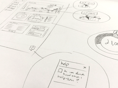 Un-Named scamps planning ia ux ui design project un-named