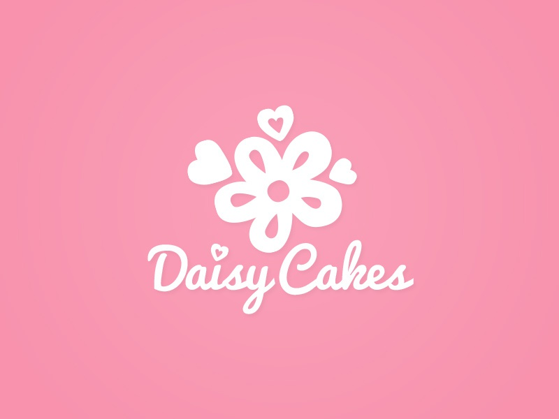 Daisy Cakes photography information architecture planning ux ui design digital branding