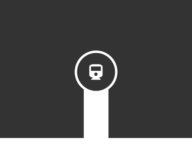 London Tube Infographic development website ui ux digital branding design