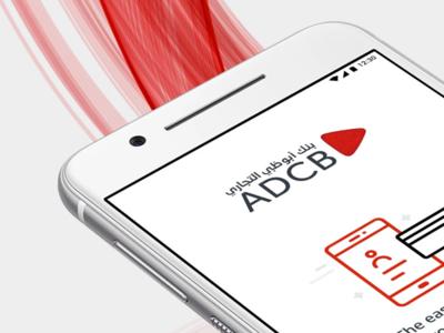 Hayyak ux designer ui mobile app adcb banking