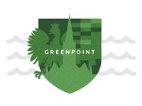Flag for Greenpoint, BK