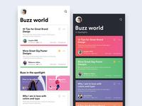 Buzz World - Blogs