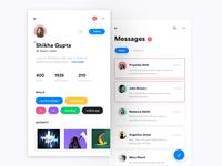 User Profile Interaction