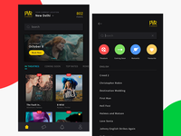 PVR App Redesign