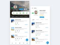 Tourhd App UI/UX