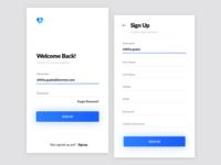 Signin & Signup