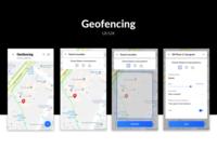 Geofencing UI/UX