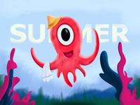 Summer Octopus