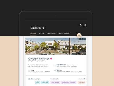 M2 Dashboard ux design mobile saas ipad material design design uiux ui design
