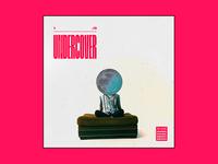 Undercover Single Artwork music graphic design brand design