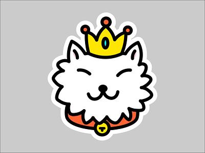 King Cat kitty meow cat