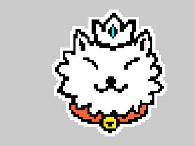 Pixel Cat pixelart pixelcat cat pixel