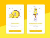 Coin Transfer & Performance Booster