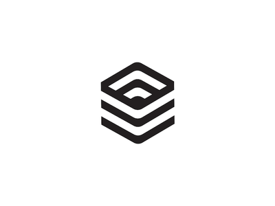 Box monogram box logo