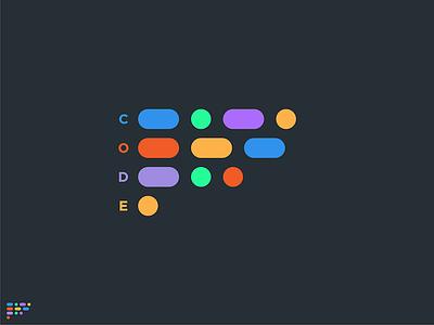 Code Logo web dev development dev coding code code logo