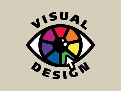 Pickin' Colors wheel vector motion graphics mograph minimal illustration graphic design flat eye color clean animation 2d