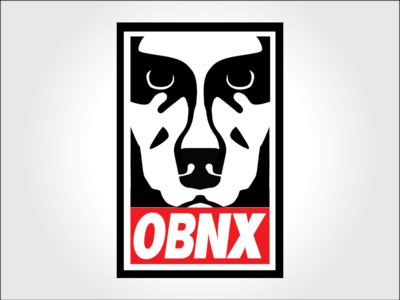 OBNX (its a dog)