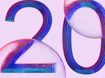 2021 Abstract Poster v2.0 | Closeup futuristic typographic typoposter stereotype typism 3d artist 3d artwork typogaphy 3d typography designinginspiration graphicdesign artist 3d type typetopia type crypto iridescent type design posterchallenge postereveryday