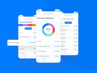 Payments mobile app