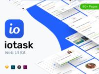 IOTask Web UI Kit Version 2.0 is Here!