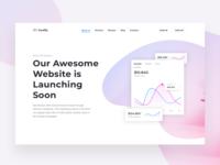 Cardify Startup UI Kit - Software landing page