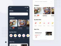 Mobile Application - Food App
