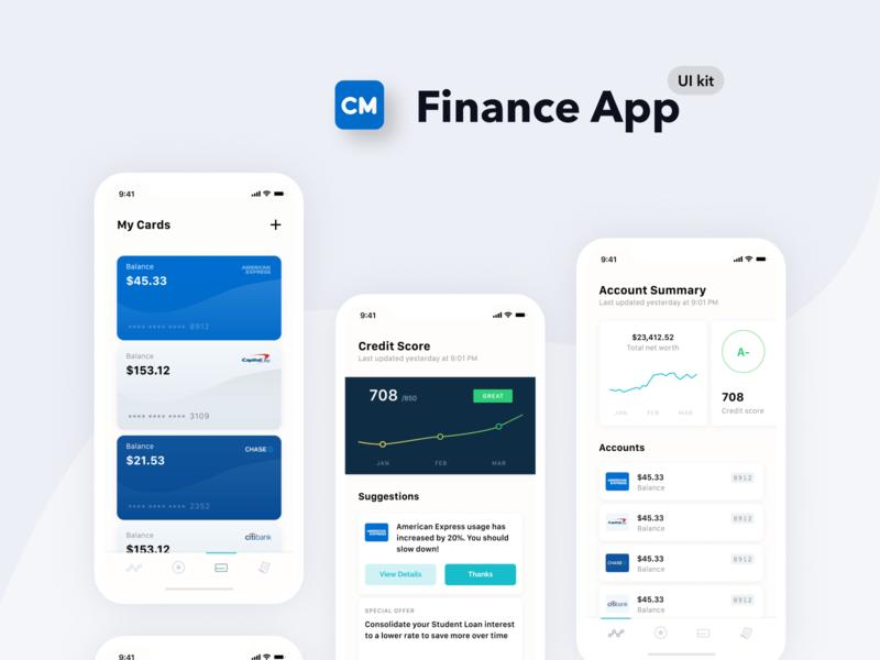 Checkmate iOS Mobile UI Kit ui kits uiux mobile uiux ui kit mobile app mobile app design mobile ui mobile ui kit dailyui daily ui figma finance app mobile finance mobile