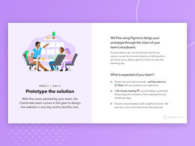 Presentation Design - Checkmate Digital presentation design presentation layout presentation pitchdeck digital agency agency dailyui