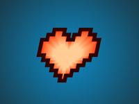 heart logo wip