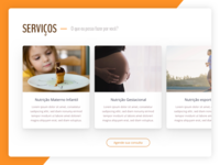Nutritionist Services Cards