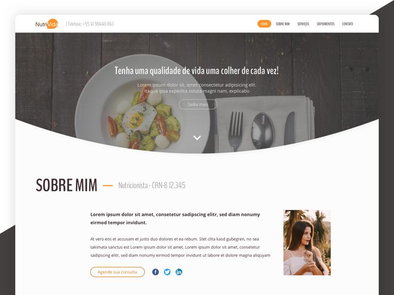 Shot nutritionist website