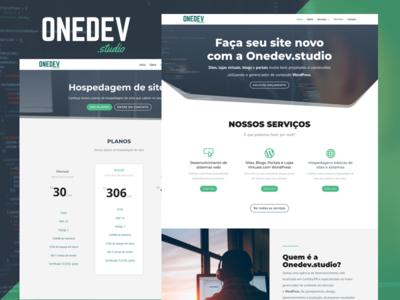 Website Onedev.studio