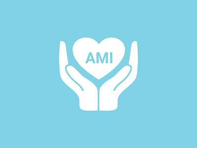 Logo AMI - Associacao Melhor Idade brading logo
