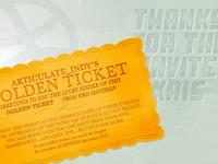 Olden Ticket