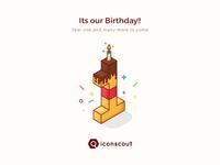 1st Anniversary!!