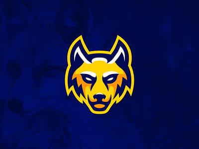 Fox Mascot Logo mascot logo team logo sports logo mascot logo illustration fox branding brand