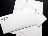 DesignTaxi - letter paper