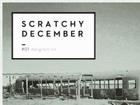 Scratchy December