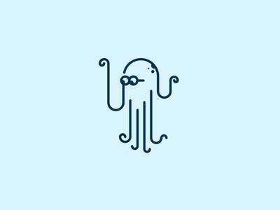 Nerdy Octopus