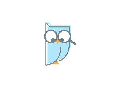 Old owl logo