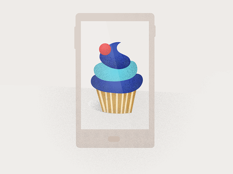 DAY009: Empty state illustration for a photo app ux ui mobile ios android photo empty state zero state