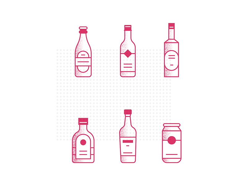 DAY015: Liquor Bottles by Sudeep Phase