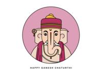 Happy Ganesha