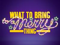 Cadbury poster title