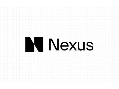 Nexus Logo brand graphic design icon mark logomark identity brand identity design branding logo design logo
